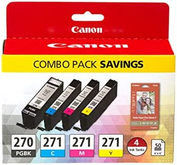 Photo Cyan, 2 Pack MS Imaging Supply Compatible Inkjet Cartridge Replacement for Canon PGI-72PC