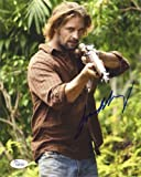 Josh Holloway 'Lost' Signed 8x10 Photo Certified Authentic JSA COA