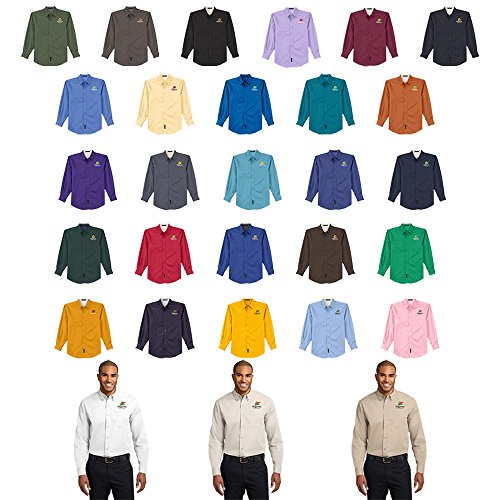 LS Shirt - 24 Quantity - $27.25 Each - BRANDED with YOURLOGO/CUSTOMIZED by Sunrise Identity (Image #3)