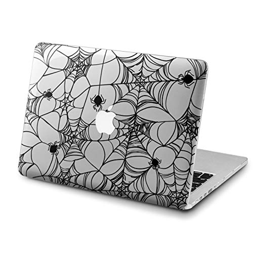 Tarantula Component - Lex Altern Apple MacBook Air 13 Case Mac Pro 15 inch Hard Cover 2018 2017 11 Retina 12 Protective Spider Web Clear 2016 Black Laptop Pattern Print 2015 Touch Bar Girls Shell Plastic Gothic Women Teen
