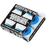 Bones Wheels Hardcore White / Blue Skateboard Bushings - Includes 4 Pieces - Soft