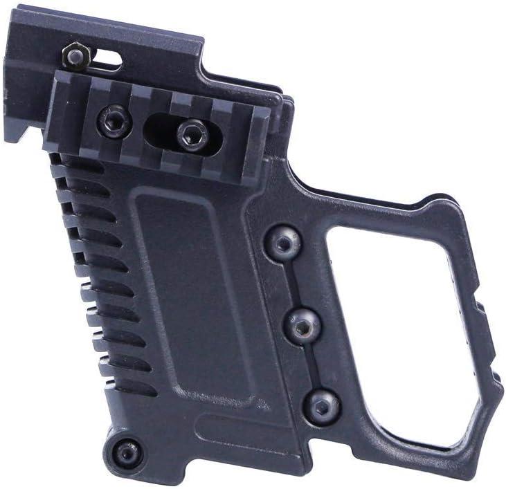 Kit de carabinas de Pistola táctica Recarga rápida para Equipos de Carga de la Serie Glock G17 G18 G19