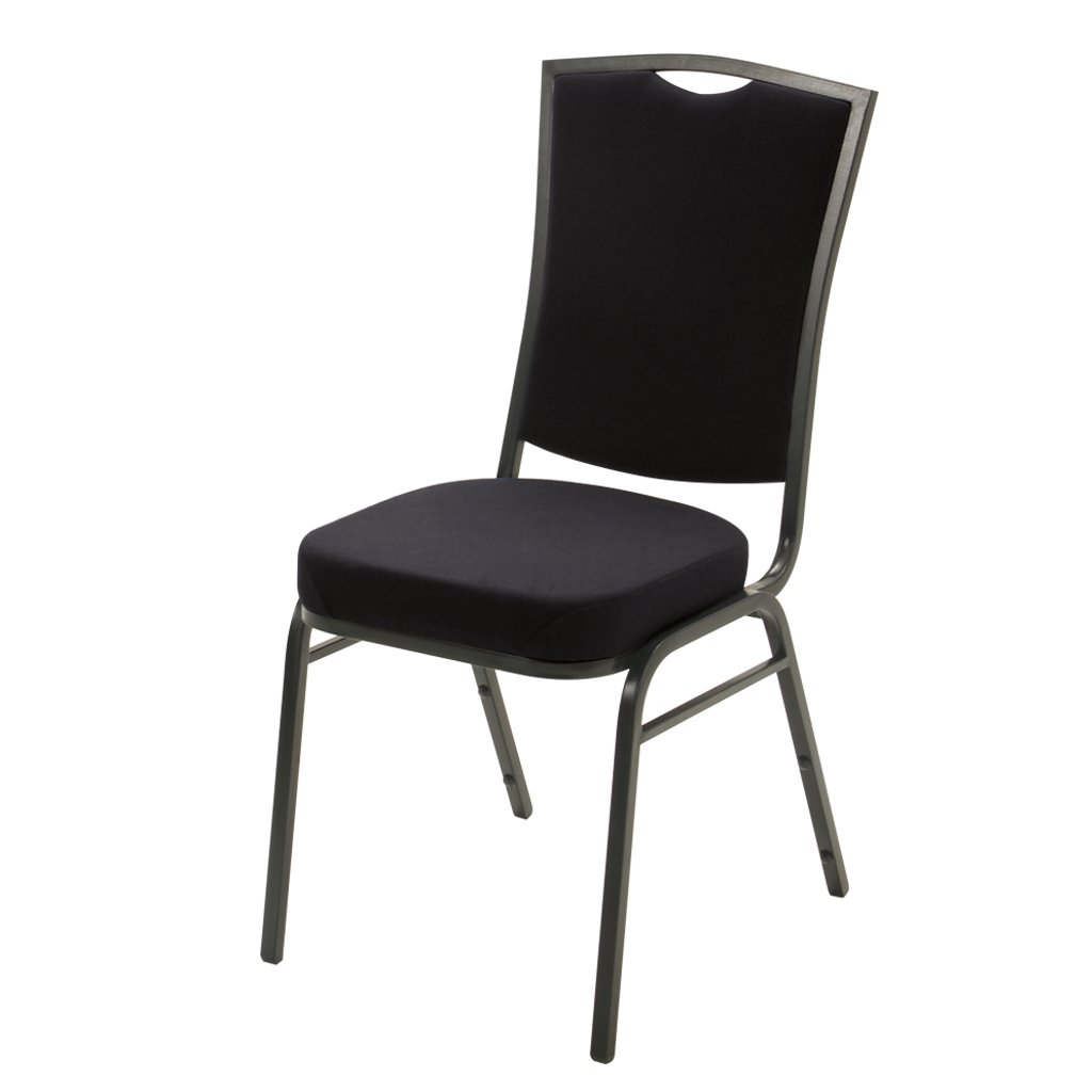 Atlas Hourglass Stacking Chair - Arrives Fully Assembled