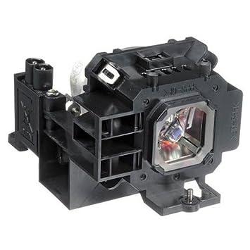 Supermait NP07LP A+ Calidad Lámpara de Repuesto para proyector con ...