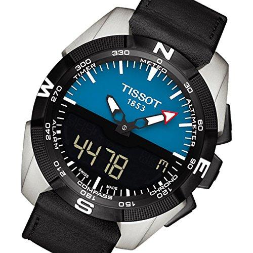 TISSOT(ティソ) Tタッチ(T-Touch)エキスパート(Expert) ソーラー T091.420.46.041.00