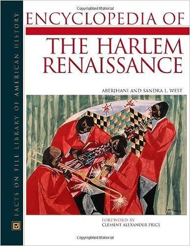 Amazon com: Encyclopedia of the Harlem Renaissance (Facts on
