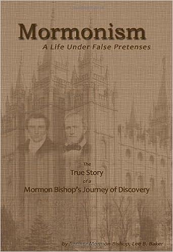 Mormonism a life under false pretenses lee b baker 9780982532188 mormonism a life under false pretenses lee b baker 9780982532188 amazon books fandeluxe Image collections