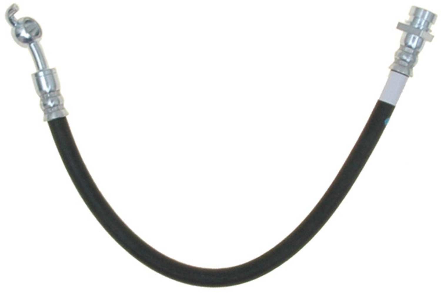 ACDelco 18J4593 Professional Rear Passenger Side Hydraulic Brake Hose Assembly