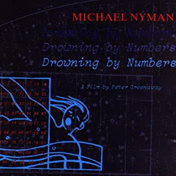 amazon drowning by numbers michael nyman 輸入盤 音楽