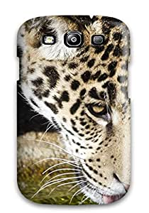 High Quality Shock Absorbing Case For Galaxy S3-leopard