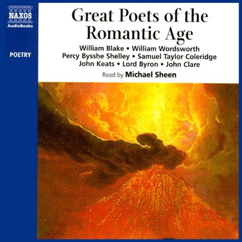 Great Poets of the Romantic Age (Samuel Taylor Coleridge As A Romantic Poet)