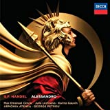 Handel: Alessandro (3 CD Set)
