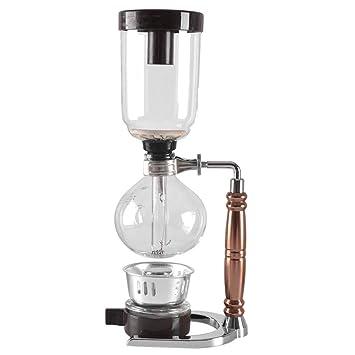 HM2 Cafetera de café con vacío de té de sifón, Máquina de ...