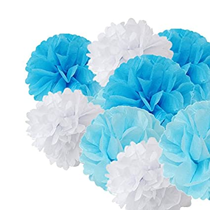 Amazon fonder mols 9pcs 8 10 14 tissue paper flowers kit fonder mols 9pcs 8 10 14 tissue paper flowers kit mightylinksfo Image collections
