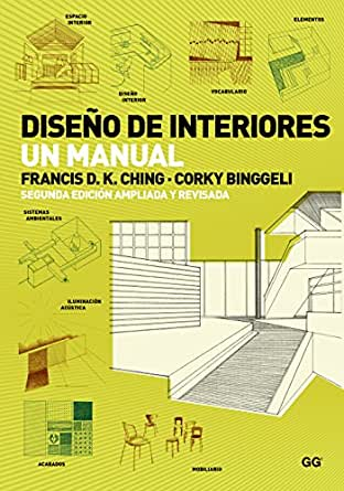 Diseño de interiores: Un manual eBook: Francis D.K. Ching