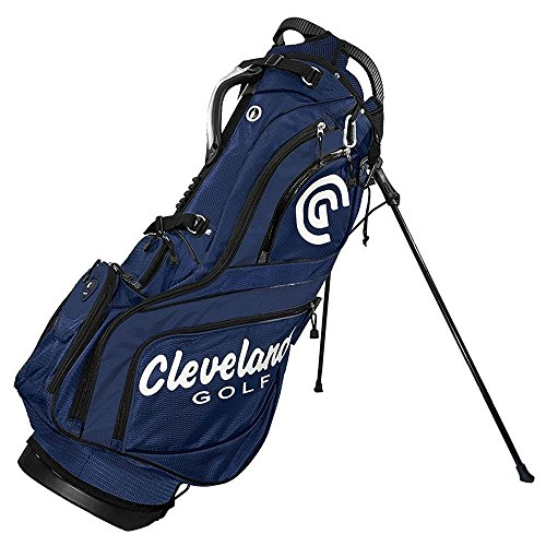 Cheap Cleveland Golf Men's Cg Stand Bag, Navy