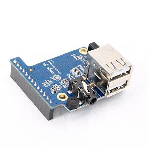 ILS. - Development Board Expansion Board Interface Card Zero Orange PI