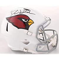$99 » David Johnson Arizona Cardinals Signed Autograph Speed Full Size Helmet JSA Certified