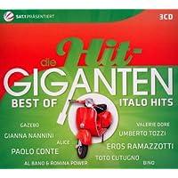 Die Hit Giganten-Best of Italo Hits