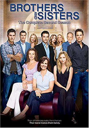 amazon brothers sisters complete second season dvd import