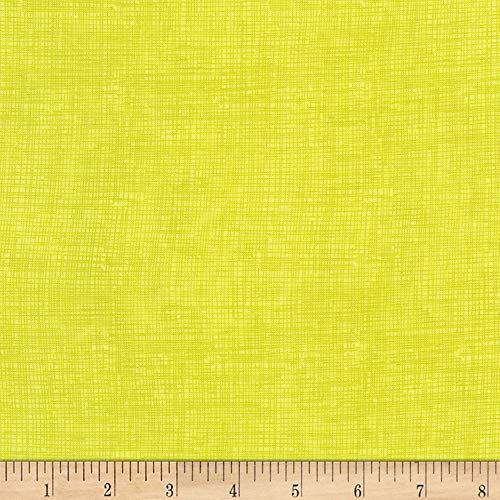 Timeless Treasures Sketch Screen Texture Blender Apple Fabric by The Yard