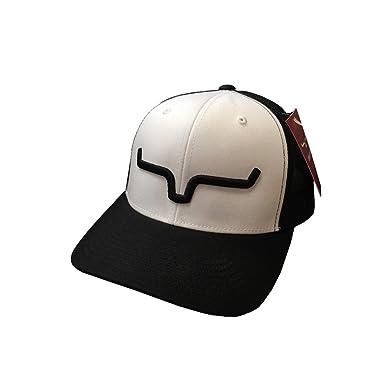 3cf9c458cfc42 Kimes Ranch Weekly Trucker Hat (Black) at Amazon Men's Clothing store: