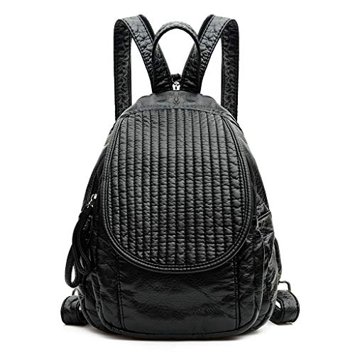 Shoulder Women 05 Backpack Small Bag Casual 04 Dabixx Fashion Travel Lady Daypack Rivets Pq58ngw