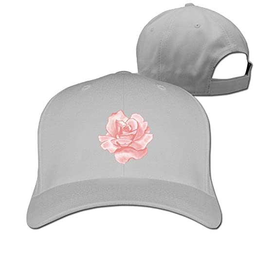 0a91b2833ffec7 Image Unavailable. Image not available for. Color: Baseball Cap Pink Rose  ...