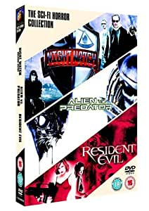Sci-Fi Horror Triple Set [Reino Unido] [DVD]: Amazon.es: Sci-Fi ...
