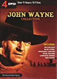 John Wayne Collection : Mclintock; Blue Steel; Paradise Canyon; Star Packer; Lawless Range; and More. 4 DVDs, Over 9 Hours, 8 Films, Fully Restored Digital Masters