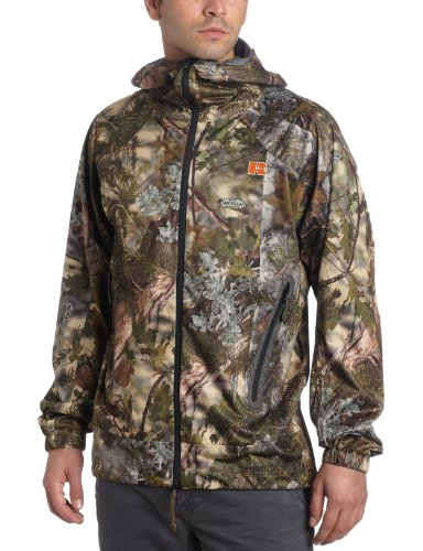 Russell Outdoors Men's Apxg2 L5 Waterproof Breathable Jacket (Mtn Shadow, Small)