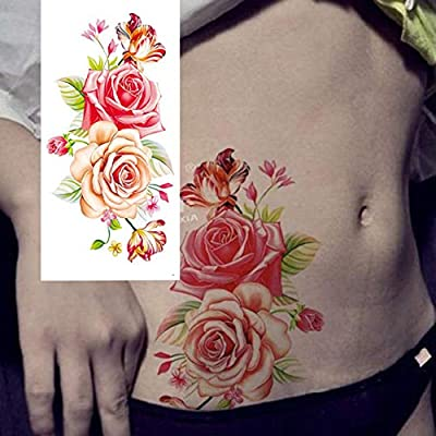 5 Tatuajes de Tatuaje para Mujer de Beauty & G Tbx012 de Zxdbh con ...