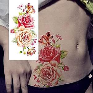7pcs tatuajes tatuaje del hombro tatuaje falso tatuaje surtidores ...