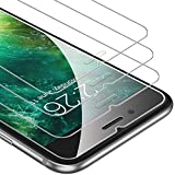 UNBREAKcable Screen Protector for iPhone 6s Plus/6 Plus [3-Pack] 9H Tempered Glass for iPhone 6s Plus/6 Plus, Case Friendly, 2.5D Round Edge, Anti-Bubbles, Easy Install Tool, 3D Touch Support