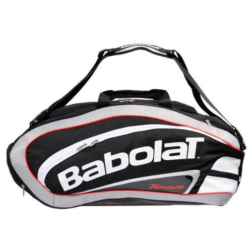 Babolat Turniertaschen Competition Bag Team Line, Schwarz, 79 x 40 x 37 cm, 86 Liter, 752018-105
