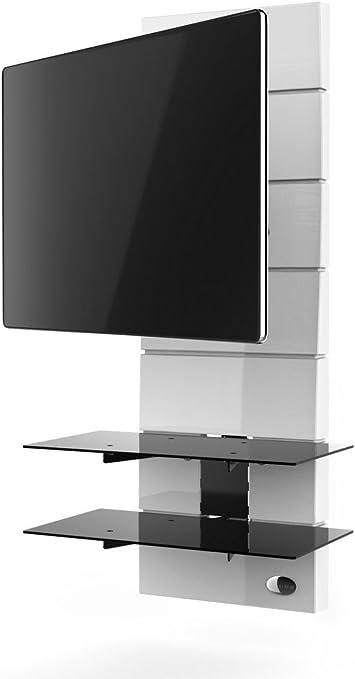 Meliconi Ghost Design 3000 - Mueble de Pared con rotación para ...