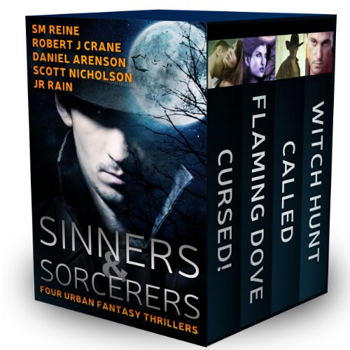 Overnight Price Cuts in Today's Kindle Daily Deals For Thursday, January 30  Featuring Boxed Set: Sinners & Sorcerers: Four Urban Fantasy Thrillers – Just $0.99
