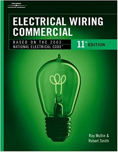 Stupendous Electrical Wiring Commercial Ray C Mullin 9780766833425 Amazon Wiring Database Wedabyuccorg