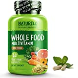 Best Vitamins For Teen Girls - NATURELO Whole Food Multivitamin for Teens - Natural Review