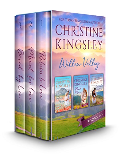 The Willow Valley Series: Books 1-3 ()