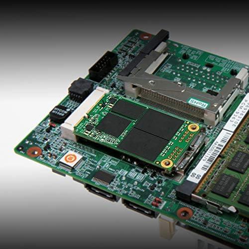 Transcend MSA 370 - Disco Duro sólido Interno SSD mSATA de 64 GB ...