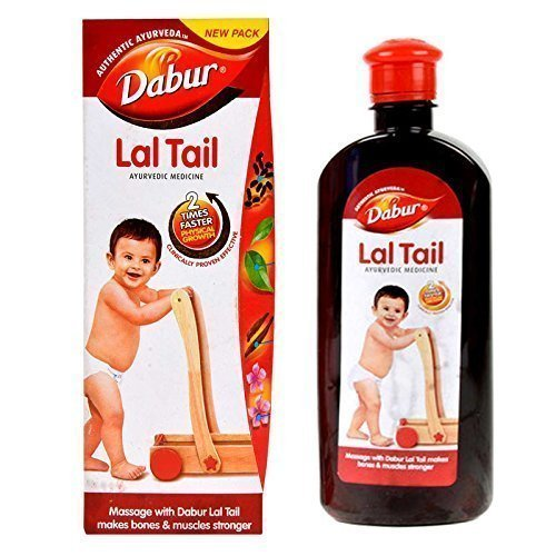 Dabur Lal Tail Baby Massage Oil 100 ml by Dabur