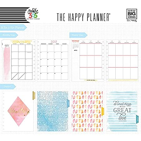 Me and My Big Ideas Planner Live Loud Mini Happy Planner
