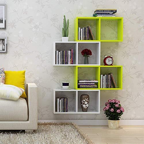 - Yuwen Shelf Wall Shelf Storage Shelf File Data Cabinet Wall Hanging Rack,B