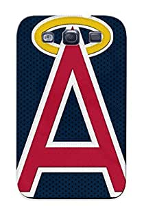 Fashionable IKAJFin1665cLcRX Galaxy S3 Case Cover For Los Angeles Angels Of Anaheim Protective Case With Design
