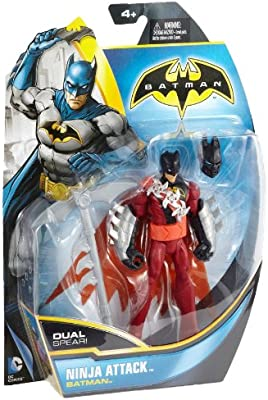 Amazon.com: Ninja Attack Batman ~ 6