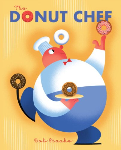 Read Online The Donut Chef (A Golden Classic) pdf epub