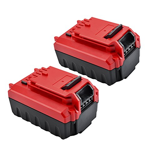 Bonacell 2 Pack 5000mAh 20V MAX Lithium Replacement Battery Pack for Porter-Cable PCC685L PCC682L PCC680L Power Tools