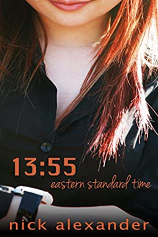 book cover of 13:55 Eastern Standard Time