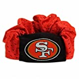 Little Earth LTL-300401-49ER San Francisco 49ers NFL Hair Twist